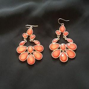 Statement earrings